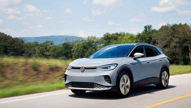 大众ID.4 全轮四驱版获得EPA里程认证 可行使249英里