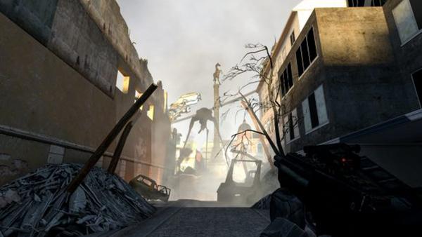 《半条命2:重置版合集》已确认由粉丝制作