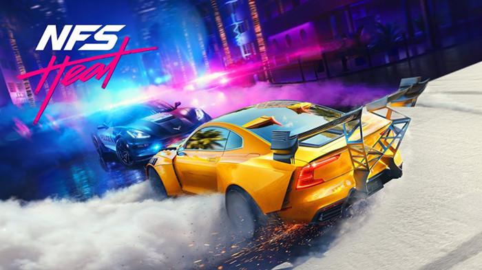 《极品飞车》和《尘埃》系列作品Steam促销中