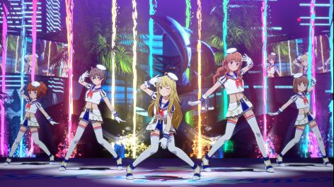 《偶像大师:星耀季节》8月5日将推出试玩版
