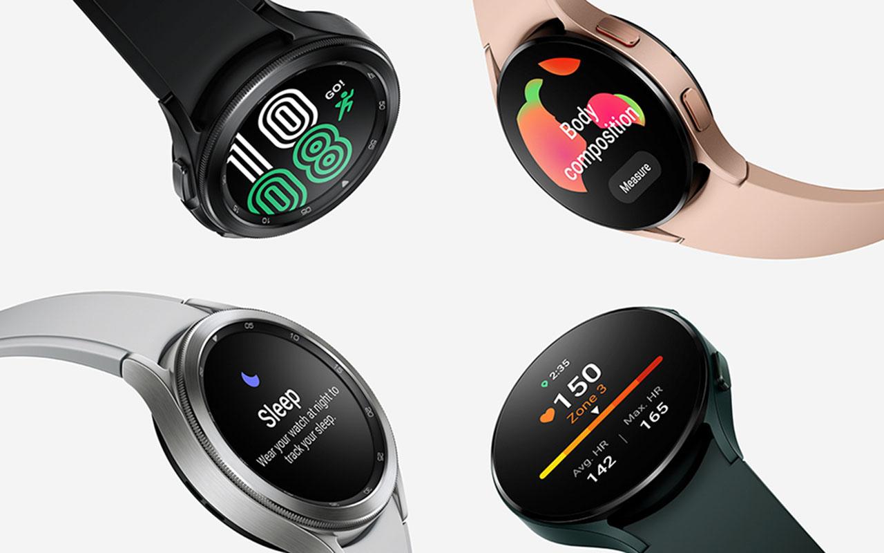 三星发布 Galaxy Watch 4 系列与 Galaxy Buds 2 真无线耳机  新款手表搭载与 Google 合作设计的新版 Wear OS 操作系统,并采用与手机一致的 One UI。