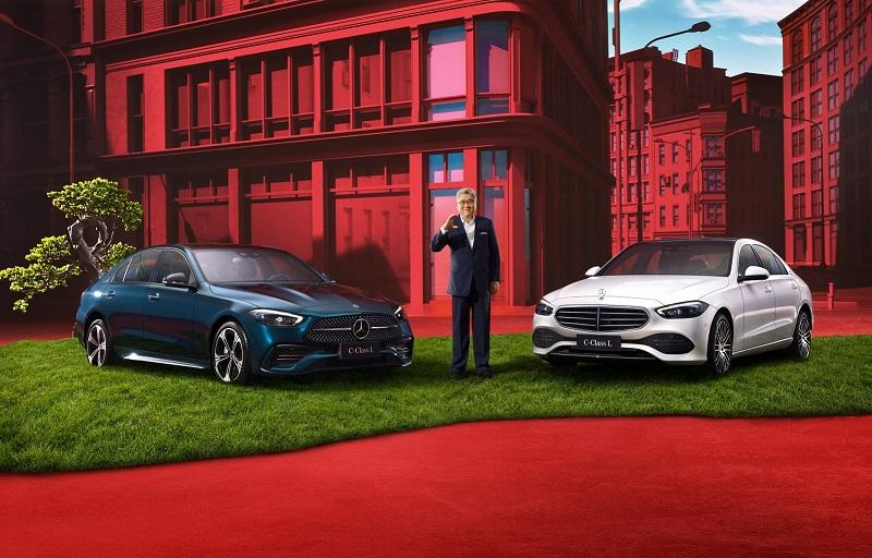 梅赛德斯-奔驰携创新豪华产品阵容亮相2021成都国际车展