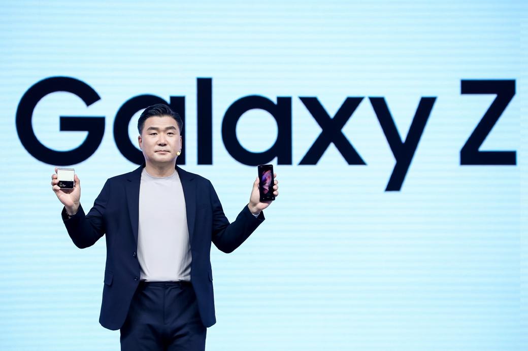 三星GalaxyZFold3Flip35G等生态新品国内发布