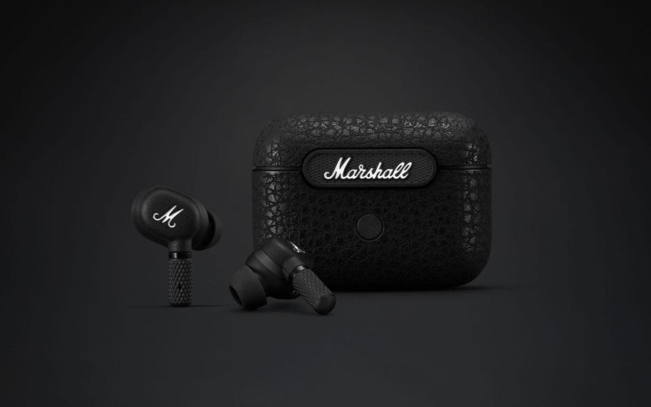声势不减,MARSHALL发布旗舰产品MOTIF A.N.C.和入门级MINOR III两款真无线耳机