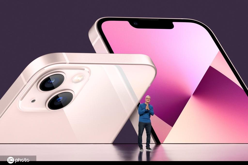 受芯片短缺影响,iPhone13/Pro系列产量目标或将下调 1000 万台