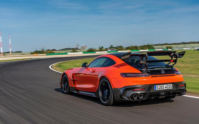 梅赛德斯-AMG GT将于年底停产