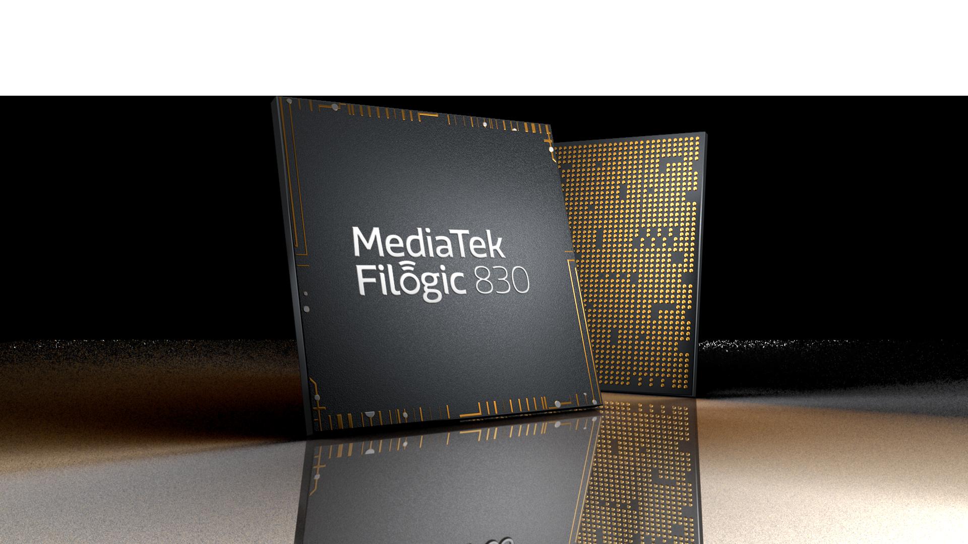 MediaTek发布Filogic 830和Filogic 630 Wi-Fi 6/6E芯片