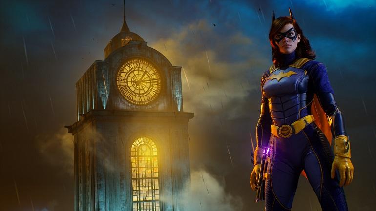 华纳旗下全新力作《哥谭骑士》正式上线Steam商城