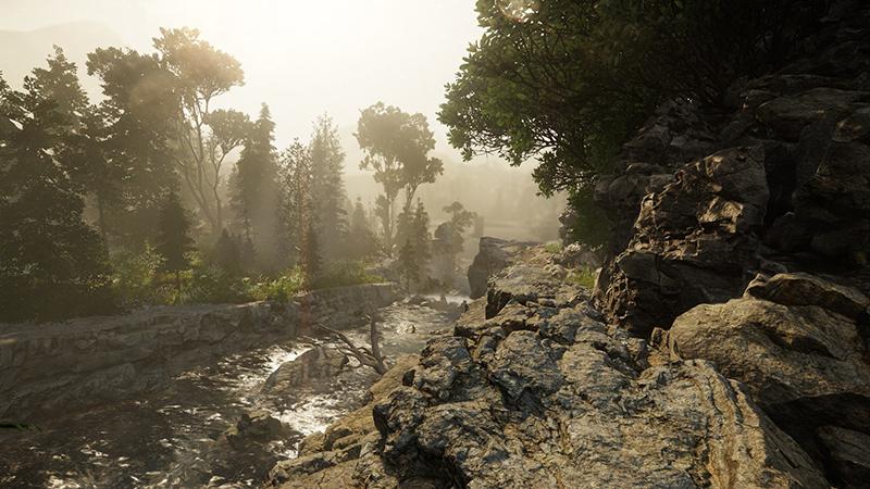 洛氏恐怖游戏《异星方体》Steam发售 好评率87%
