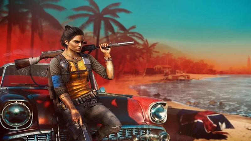 育碧牌类游戏《UNO》将推出《孤岛惊魂6》主题DLC