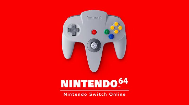 任天堂正式公开收录N64游戏的会员价格 售价翻倍