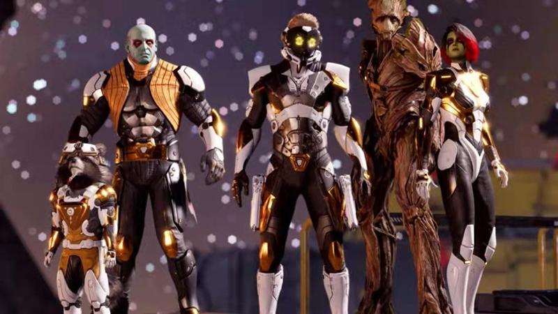 《漫威银河护卫队》PS4版内存为PS5版的两倍
